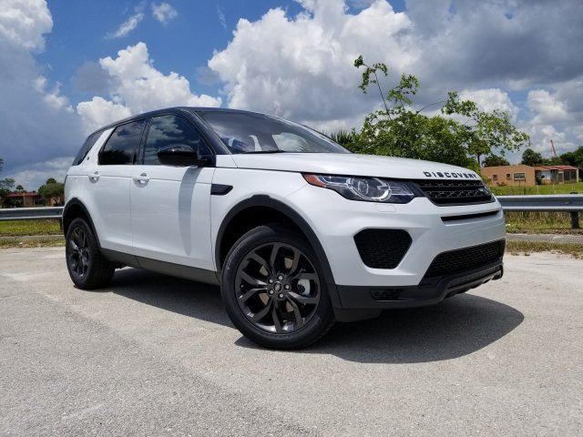 New 2019 Land Rover Discovery Sport Landmark