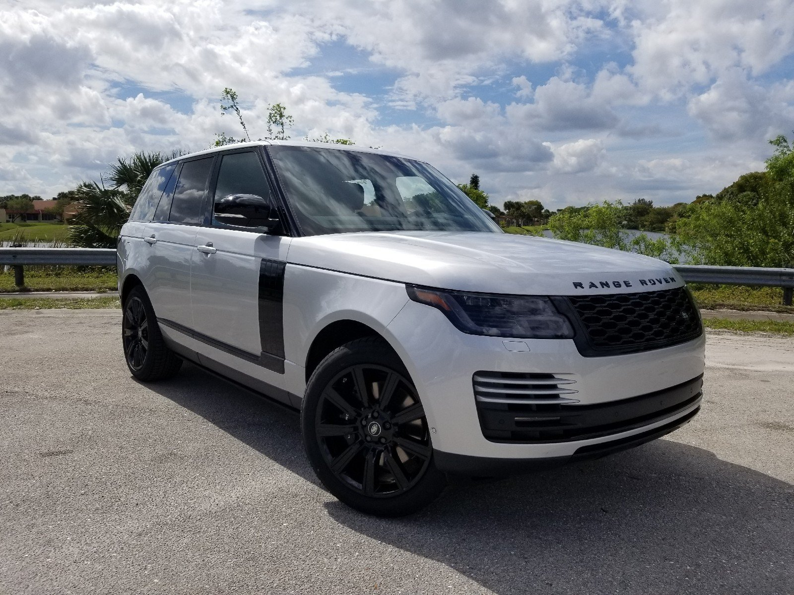 New 2019 Land Rover Range Rover 5 0L V8 Supercharged