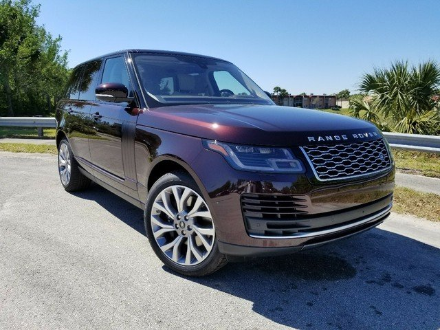 new 2018 land rover range rover hse sport utility in west palm beach r14386 land rover palm beach. Black Bedroom Furniture Sets. Home Design Ideas