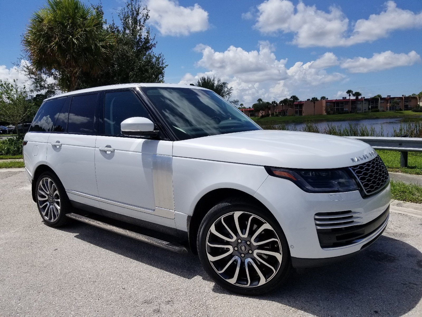 Range Rover Autobiography >> Pre Owned 2018 Land Rover Range Rover Autobiography 4wd