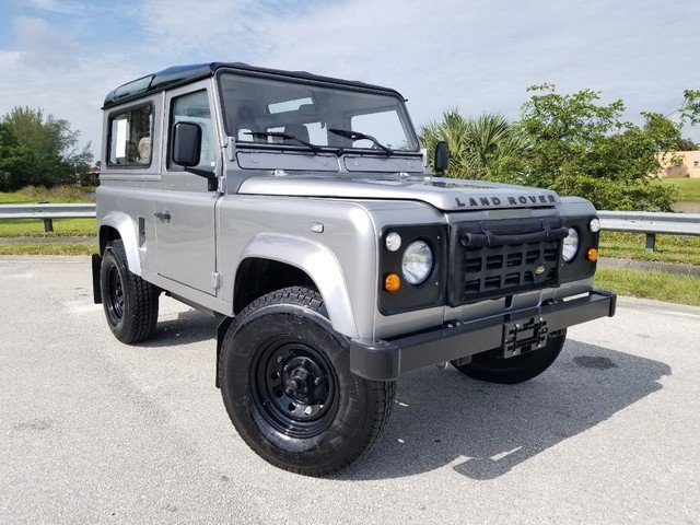 Pre-Owned 1991 Land Rover Defender 110