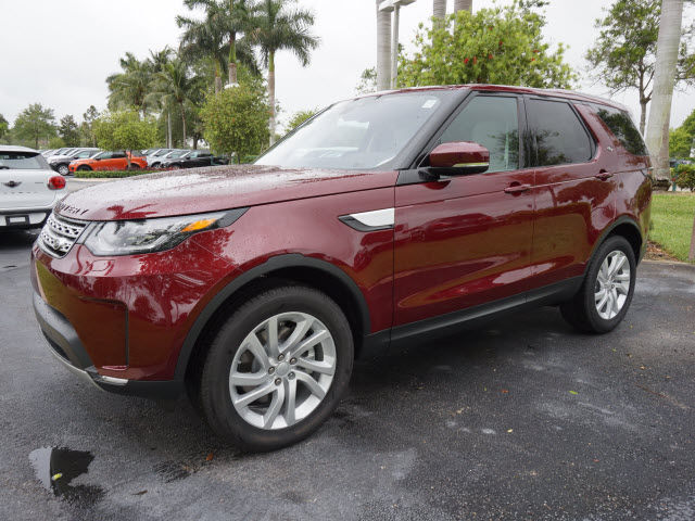 New Land Rover Discovery Hse Suv In West Palm Beach