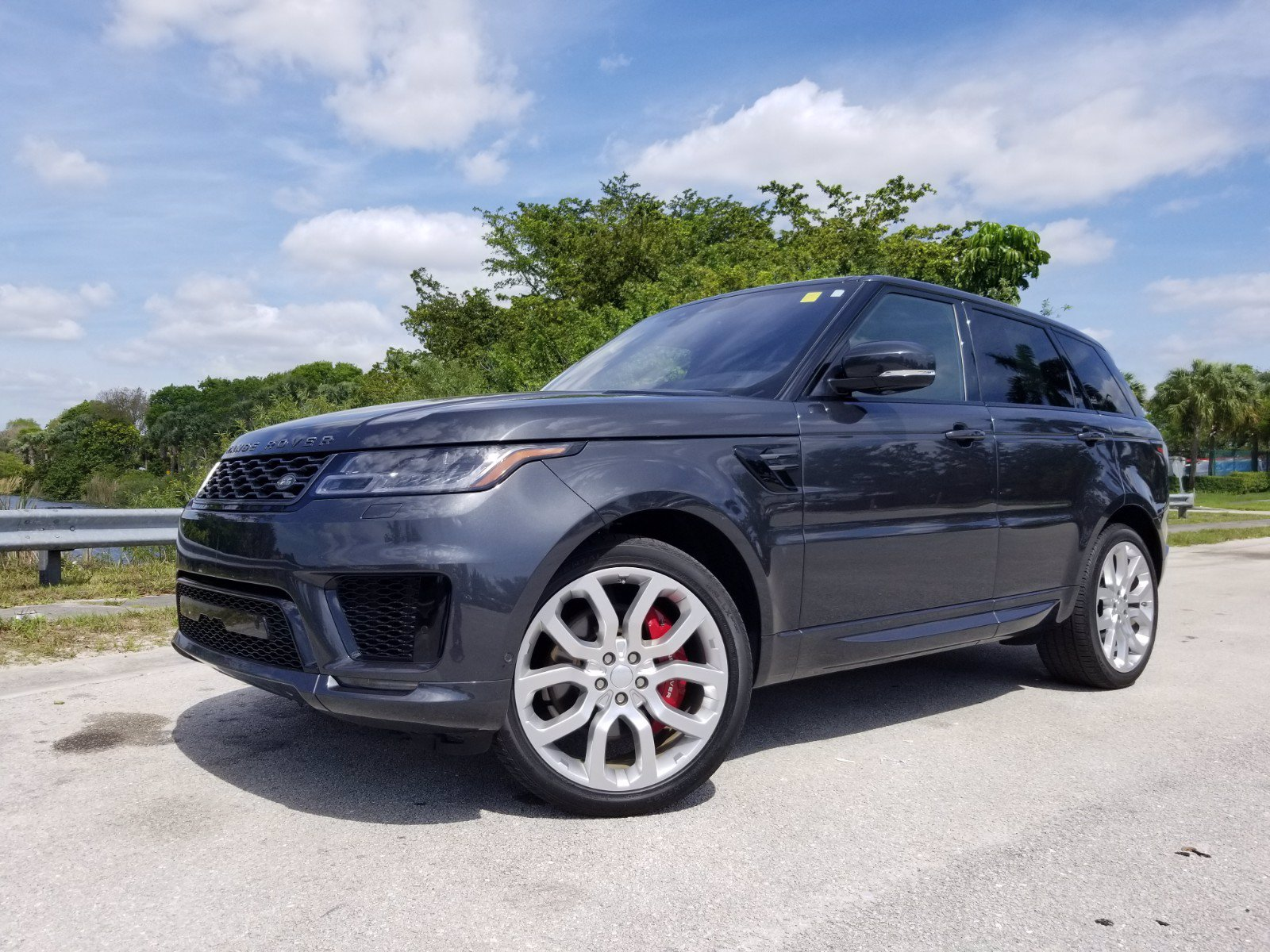 Certified Pre-Owned 2019 Land Rover Range Rover Sport Dynamic