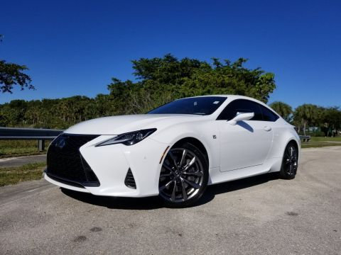 Pre-Owned 2019 Lexus RC RC 300 F SPORT