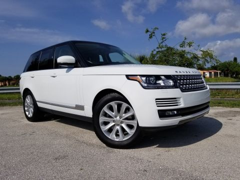 Certified Pre-Owned 2015 Land Rover Range Rover HSE