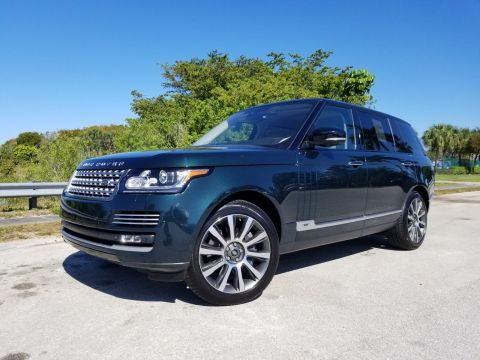 Certified Pre-Owned 2015 Land Rover Range Rover Autobiography