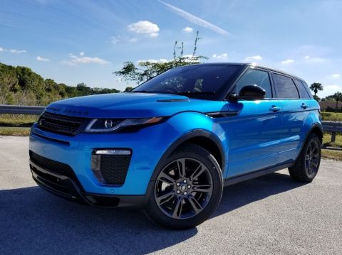 New 2019 Land Rover Range Rover Evoque Landmark Edition