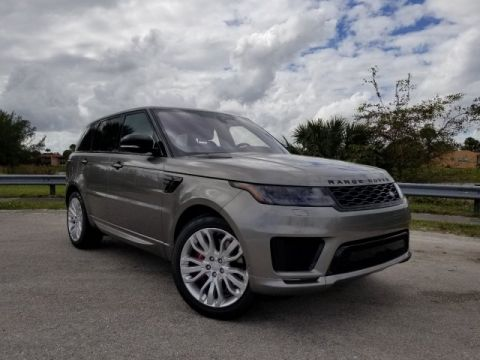 New 2019 Land Rover Range Rover Sport HSE Dynamic