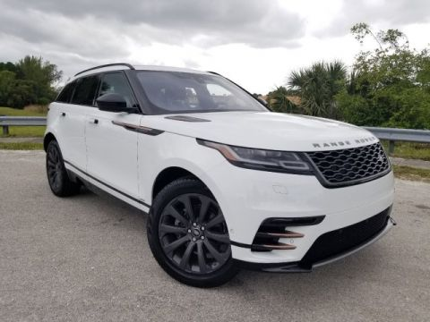 Certified Pre-Owned 2018 Land Rover Range Rover Velar R-Dynamic SE